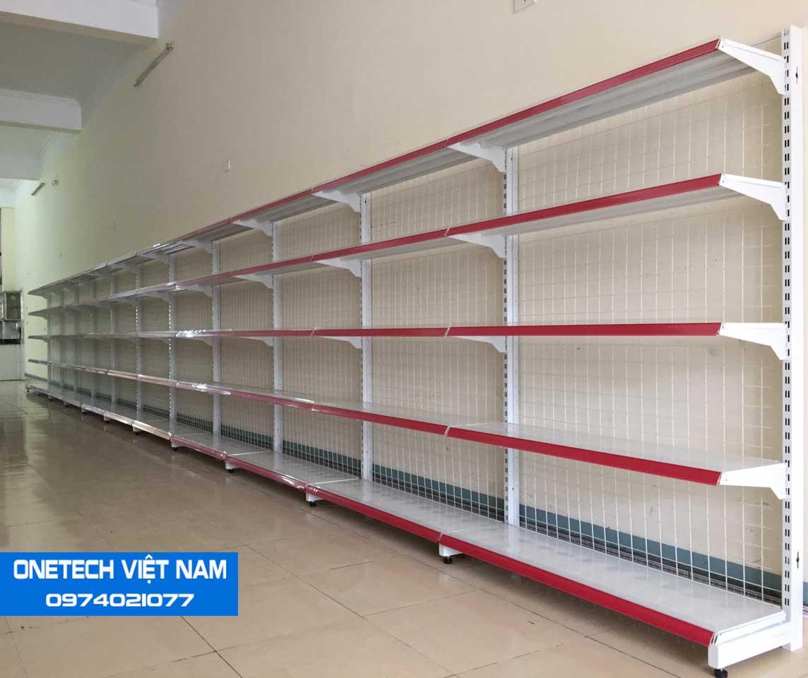Kệ siêu thị thanh lý tại Hà Nội