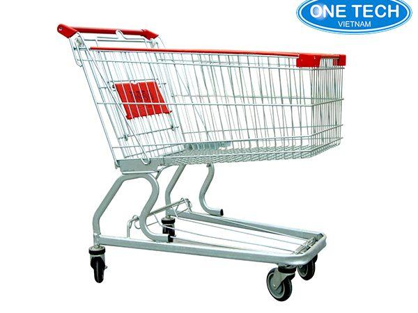 Xe đẩy siêu thị 80 lít