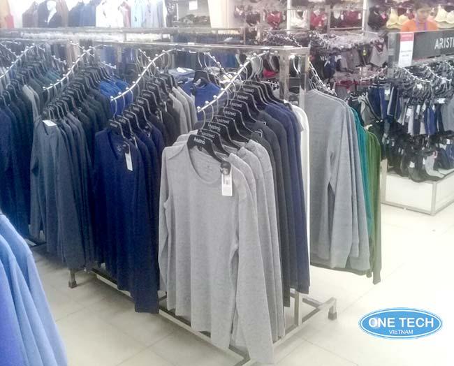 Gía treo shop quần áo