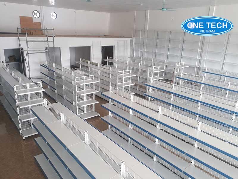giá kệ siêu thị Hà Nam
