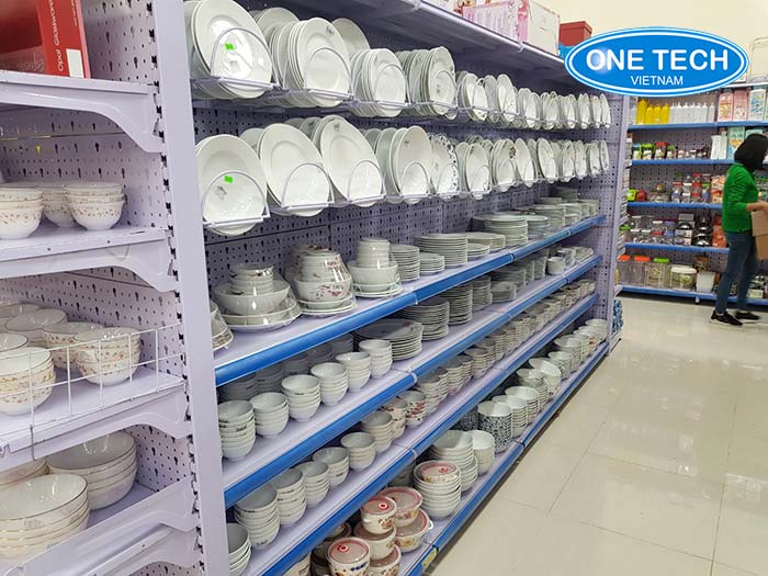 kệ siêu thị tại hà nam