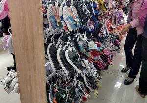 Móc treo giầy dép