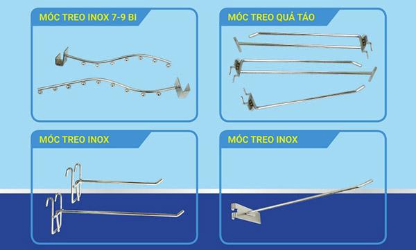 Các loại móc treo do Onetech sản xuất