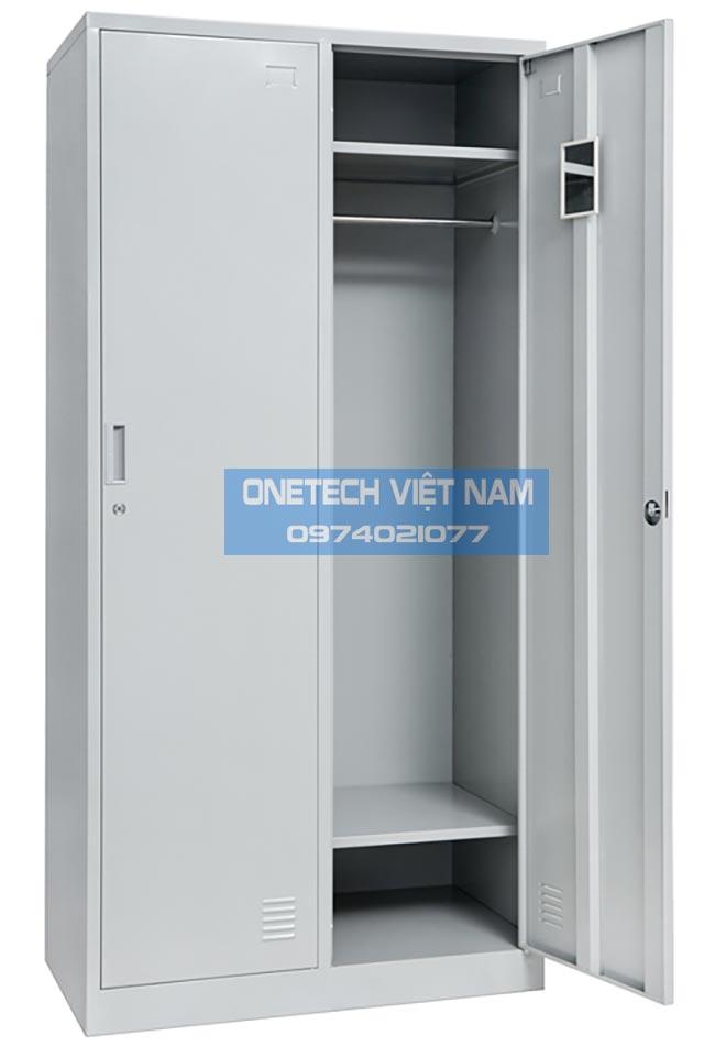 Tủ locker thanh lý 2 ngăn