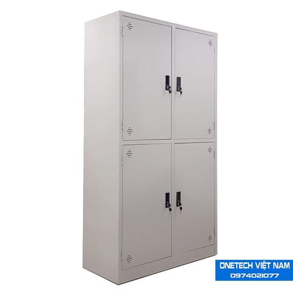 Tủ sắt locker 4 ngăn thanh lý