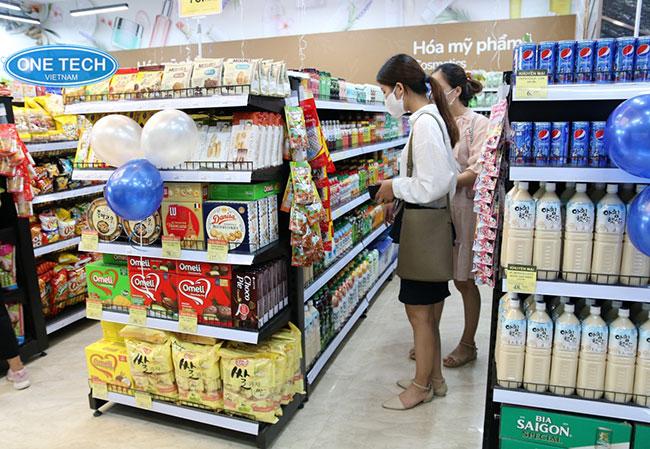 Tại Bắc Ninh: Onetech là địa chỉ cung cấp giá kệ số 1 tại đây với sự đa dạng mẫu mã