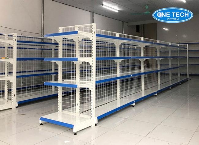 Kệ siêu thị tại Bắc Ninh