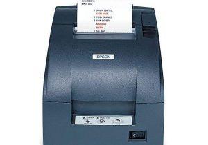 Máy in hóa đơn siêu thị Epson TM U220A