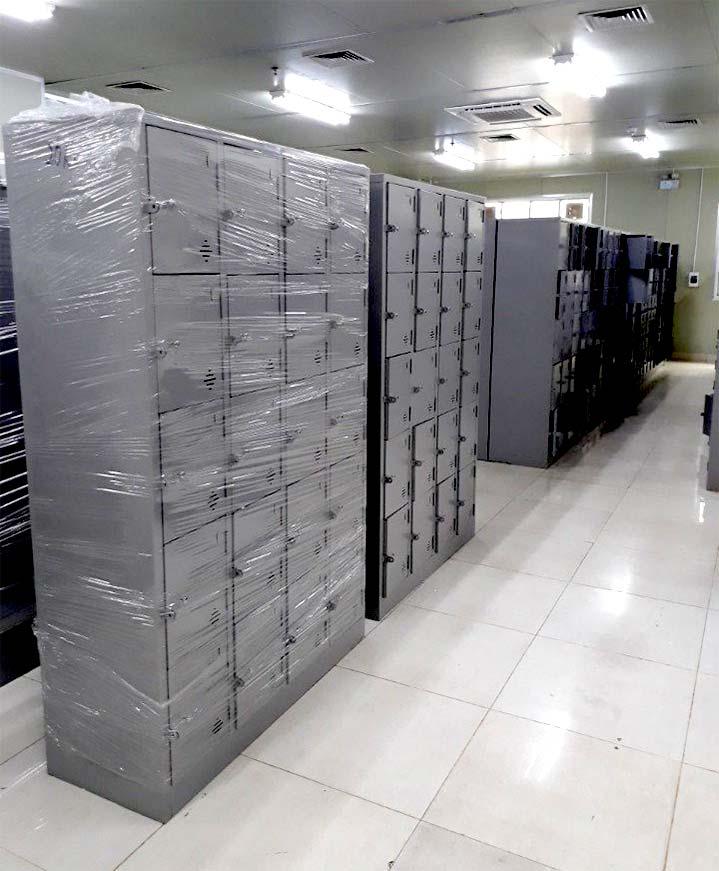 Hệ thống các tủ đựng tài liệu