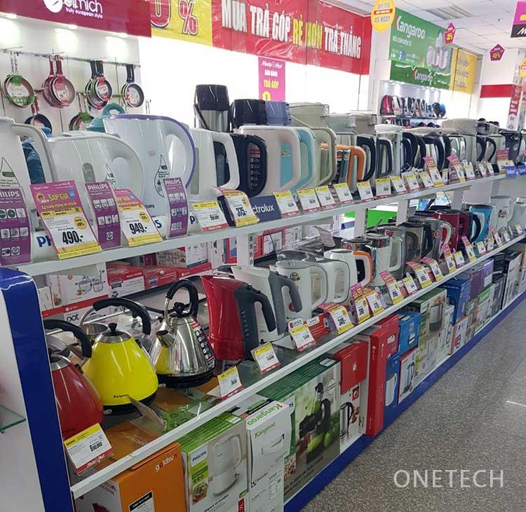 Mua kệ trưng bày sản phẩm tìm địa chỉ OneTech Việt Nam