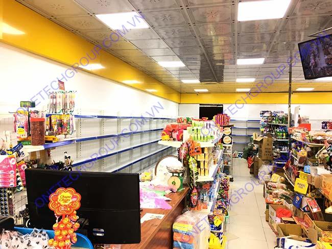 mở siêu thị mini có lãi không