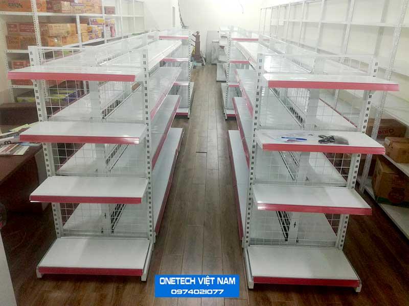 Kệ bán hàng siêu thị tại Đà Nẵng