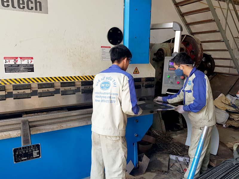 Nhà máy sản xuất Onetech Việt Nam