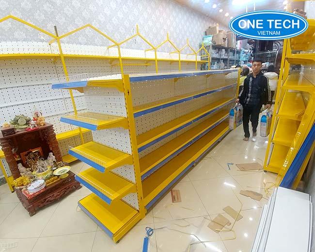 Kệ siêu thị tại Nghệ An - TP.Vinh