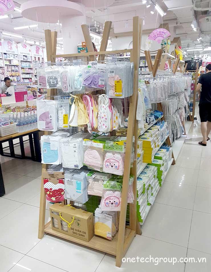 Kệ  bán hàng siêu thị tại Thanh Hóa