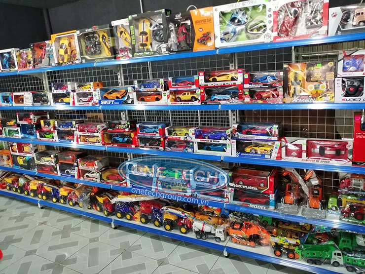 Kệ trưng bày siêu thị tại Thanh Hóa