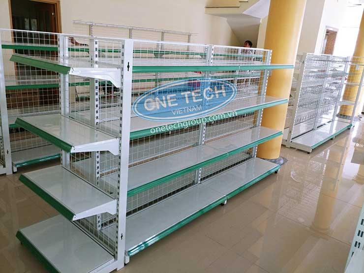 Kệ bán hàng tạp hóa siêu thị tại Thanh Hóa