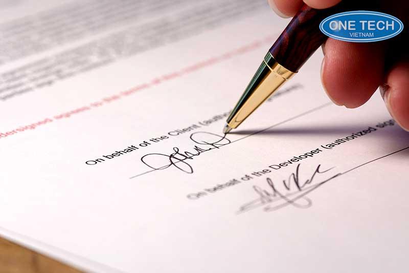 Hợp đồng nguyên tắc bán hàng là điều kiện cần để ký kết các hợp đồng mua bán