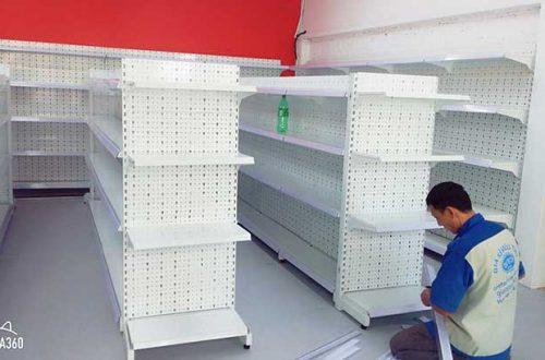 Kệ siêu thị tại Cần Thơ