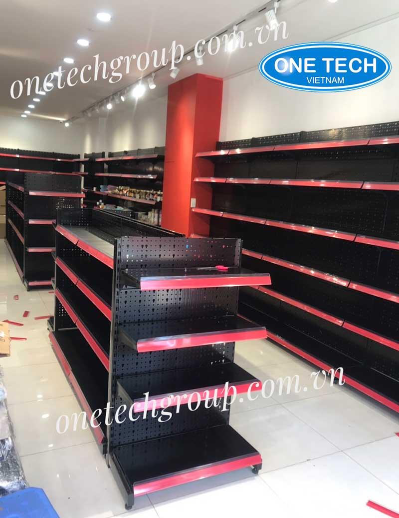 Giá kệ siêu thị tại Thái Bình