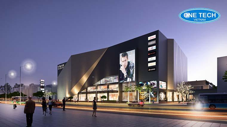 Thiết kế trung tâm thương mại - siêu thị