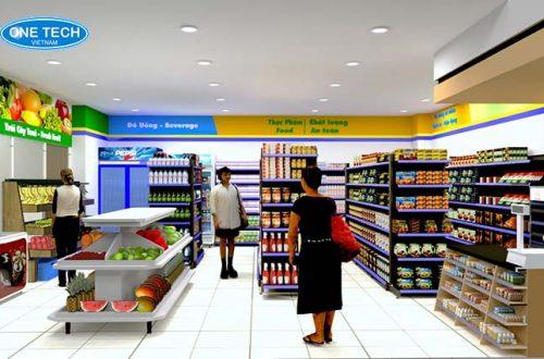 Tiêu chuẩn thiết kế trung tâm thương mại , siêu thị