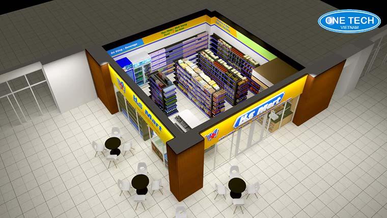 tiêu chuẩn thiết kế trung tâm thương mại