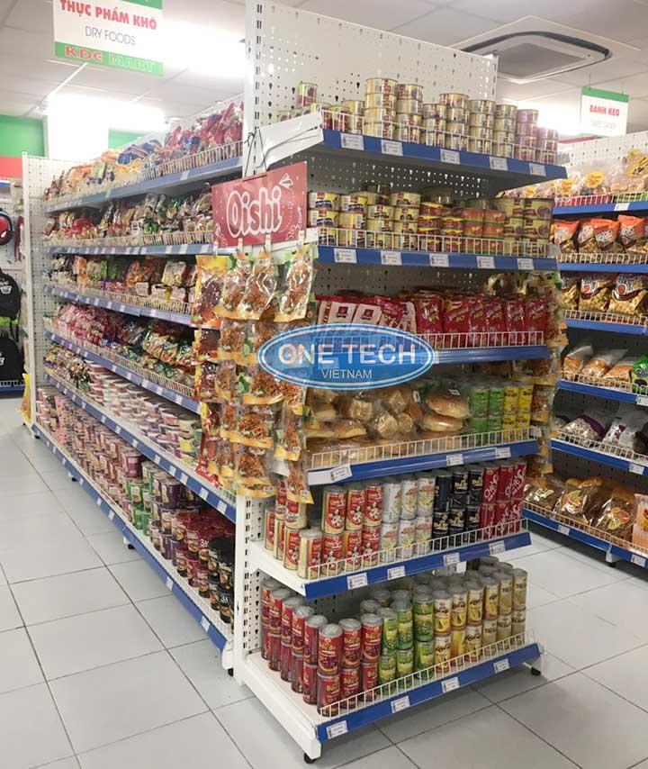 Giá kệ bán hàng tạp hóa