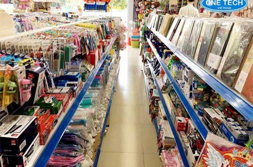 Giá kệ siêu thị tại Nha Trang