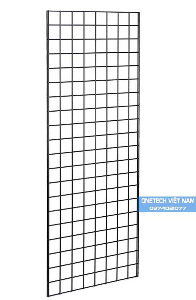 Khung lưới treo hàng treo tường