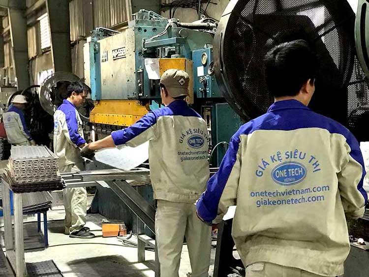 Nhà máy sản xuất onetech