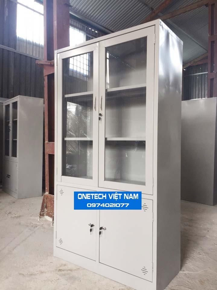 Lắp đặt tủ khóa locker cho khách hàng