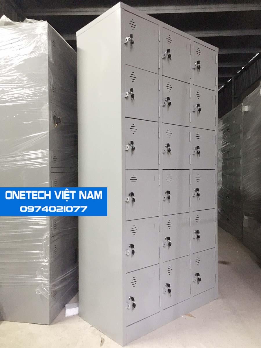 lắp đặt tủ locker
