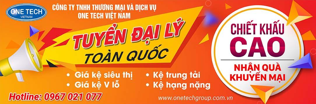 Onetech tuyển đại lý