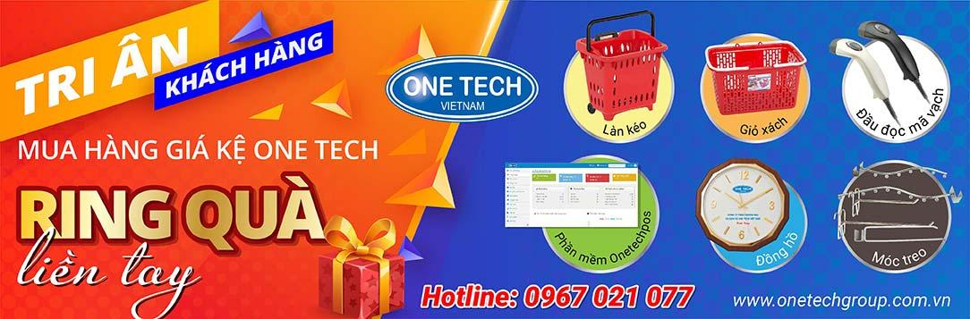 Onetech tri ân khách hàng