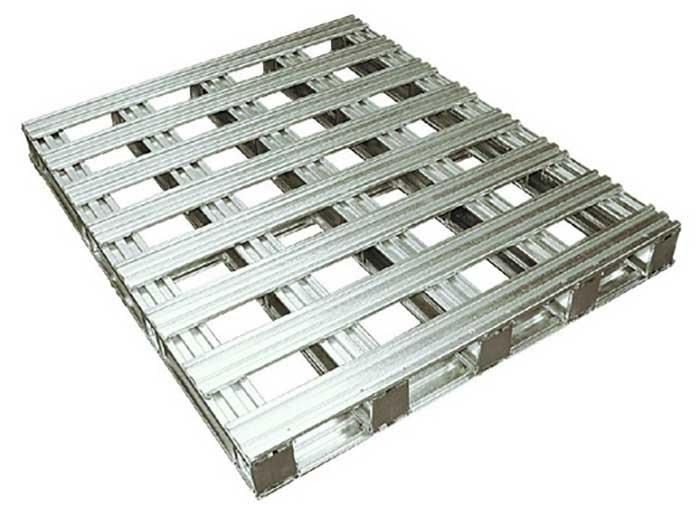 Pallet sắt dạng hộp
