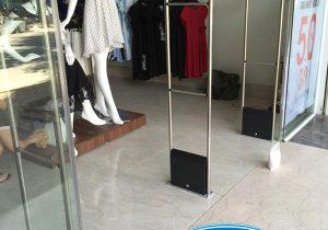 Cổng từ an ninh shop thời trang
