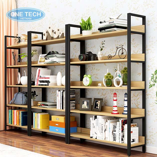 Lựa chọn kệ trang trí đẹp - bừng sáng không gian nội thất