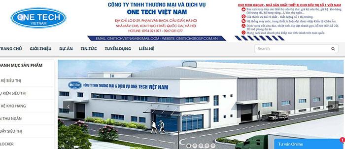 Giá kệ Onetech Việt Nam
