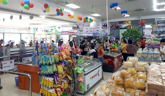 Hệ thống chuỗi siêu thị A&S Mart