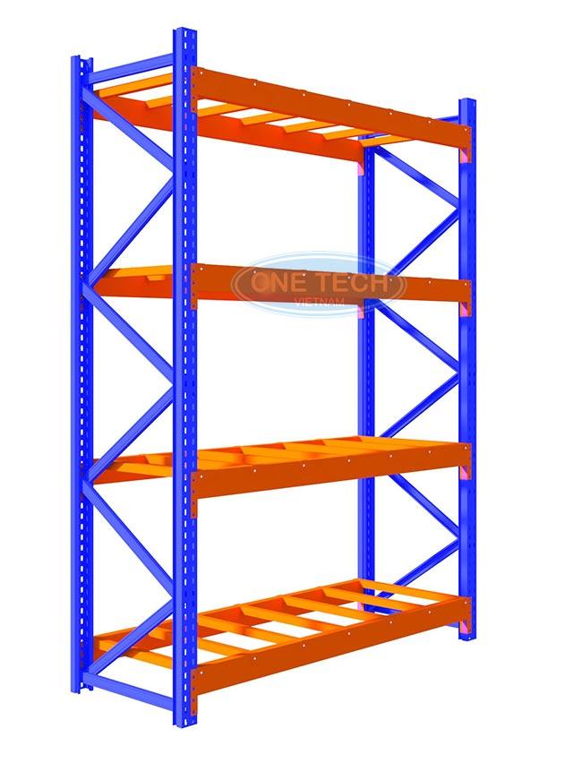 Mẫu kệ hạng nặng công nghiệp 4 tầng