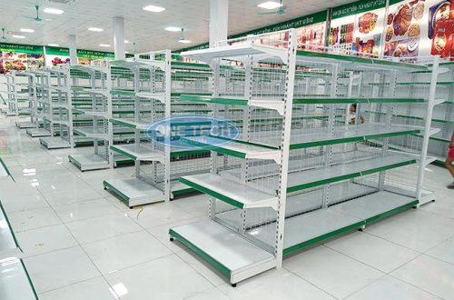 Kệ siêu thị tại Quy Nhơn, Bình Định