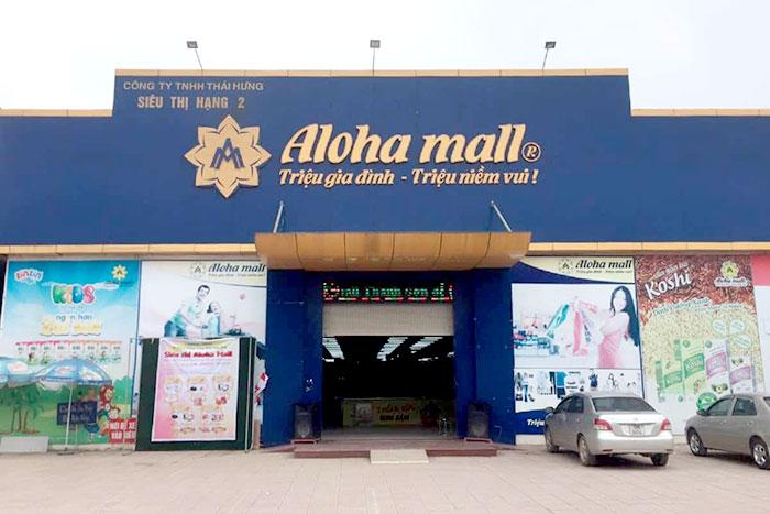 Chuỗi siêu thị Aloha