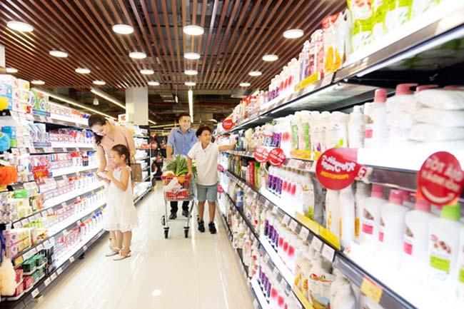 Cần có các trang thiết bị đầy đủ trong mô hình siêu thị