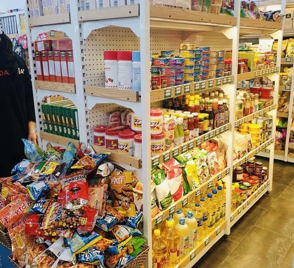 Dalat Mart đa dạng về sản phẩm để khách hàng lựa chọn