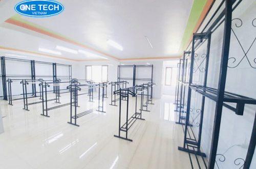 Dự án thiết kế và lắp đặt thiết bị siêu thị HCMart - Yên Bái