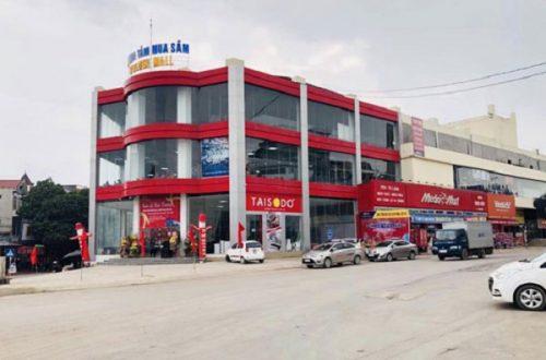 Dự án trung tâm mua sắm Golden Mall Bắc Giang
