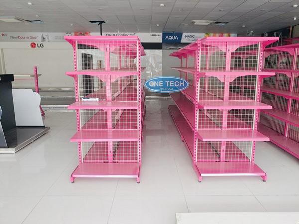 Giá kệ siêu thị điện máy Onetech - chất lượng đã được khẳng định