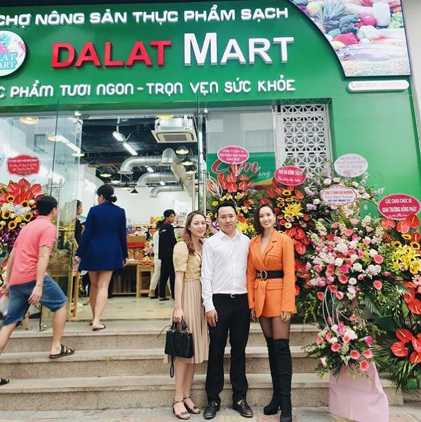 Onetech dự lễ khai trương siêu thị Dalat Mart