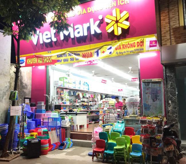 VietMark - một trong những cửa hàng đồng giá có tiếng tại Hà Nội